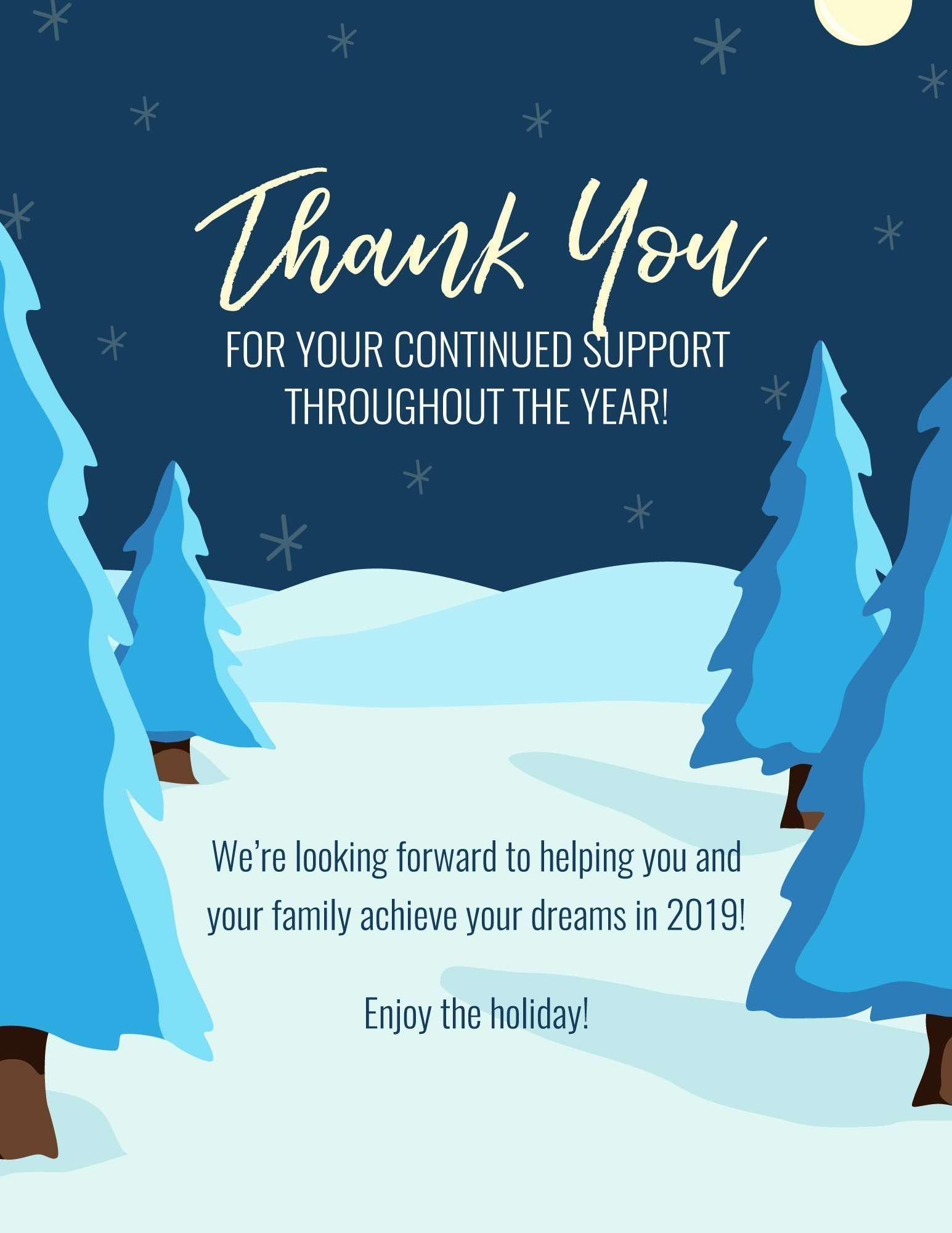 Thank You for All Your Support | Simplifying The Market